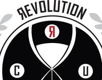 Crux (Creative Revolution Union) Branding