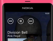 Windows Phone - Audio Player