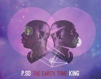 P.SO the Earthtone King Branding and CD Packaging