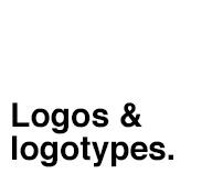 Logos & logotypes.