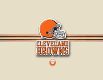 The Cleveland Browns - Ticketing Website