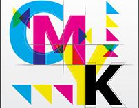 """CMYK"" Illustration"
