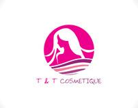 T & T Logo Design - Workflow