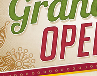 505 Bazaar Grand Opening