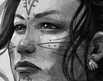 Inuit Mythology Project | Portraits
