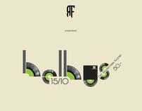 Poster Design - Helhus 15/10 2011