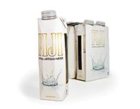 FIJI Water Packaging Redesign