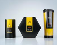 Dina Tea packaging