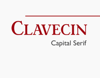 Clavecin Capital Type