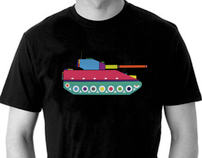 T-shirt Design.