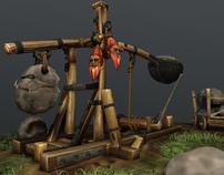 Rock Launcher