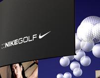 Nike Golf Exhibit