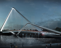 Infinity Loop Bridge