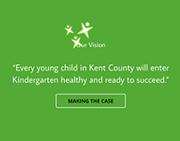 First Steps Kent: Content Strategy & User Experience