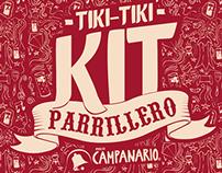 Tiki-Tiki-Kit, responsive website