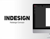 InDesign Redesign Concept