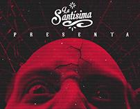 Poster Music Band (La Santisima)