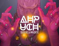 AHPUCH- MAYAN GOD REMAKE
