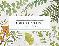 Nivule + Pesci Rossi Spring Summer Collection