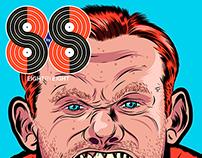 Wayne Rooney (Eight by Eight, Dec., 2014)