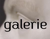 Galerie Font Family