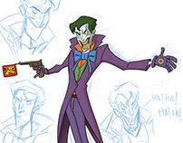 Joker and Maleficent