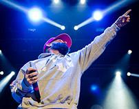 Limp Bizkit Live @ Auditorio Banamex, Monterrey, Mexico