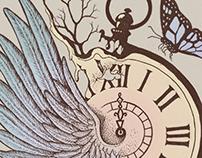 Le Tempes Passe Vite (Time Flies)