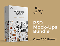 PSD Mockups Bundle
