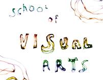 School of Visual Arts Poster Series