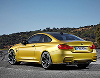 CGI WORKS BMW M4 COUPE