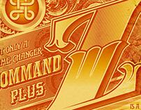 Command + Z