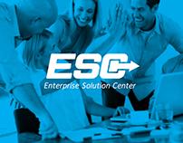 ESC | Logo design