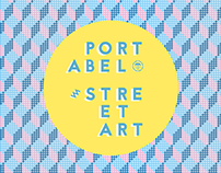 Portabel Streetart (Swedish)