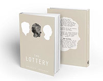 The Lottery by Shirley Jackson : Book Designs