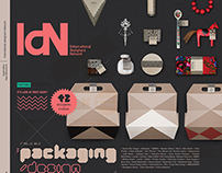 IdN v21n6: Packaging Design Issue