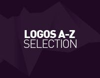 Logos: an A-Z selection ('07-'09)