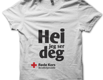 Campaign Red Cross Trondheim