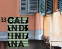 Workshop: La Calandriniana - Sarzana