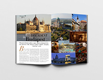 Budapest spread layout