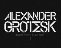 Alexander Grotesk