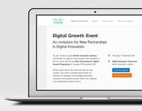 Cisco Digital Growth Event