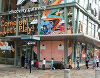 Discovery Gateway Children's Museum Kids Campaign