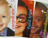 Discovery Gateway children's museum Brochures