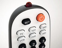UP Universal Remote Control