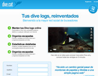 Dive.cat - Online divelogs made smart