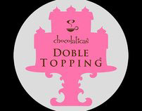 CHOCOLATICAS DOBLE TOPPING / Hot Chocolate Design