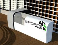 KOH: SportsPlus = Retail Space Design