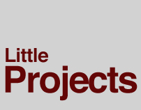 Little Projects