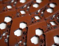 FABRIC + FORM: Leatherwork